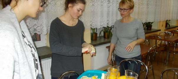Przygotowujemy soki