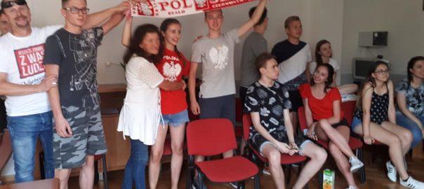 Kibicujemy polskiej drużynie