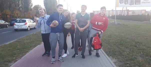 Trzeci rok współpracy młodzieży ZSO z podopiecznymi SOSW w Płońsku rozpoczęty